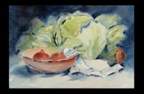 Cabbage and Pomegranates