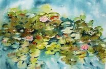 Waterlilies l