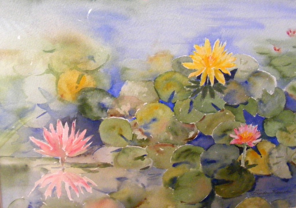 Waterlilies V