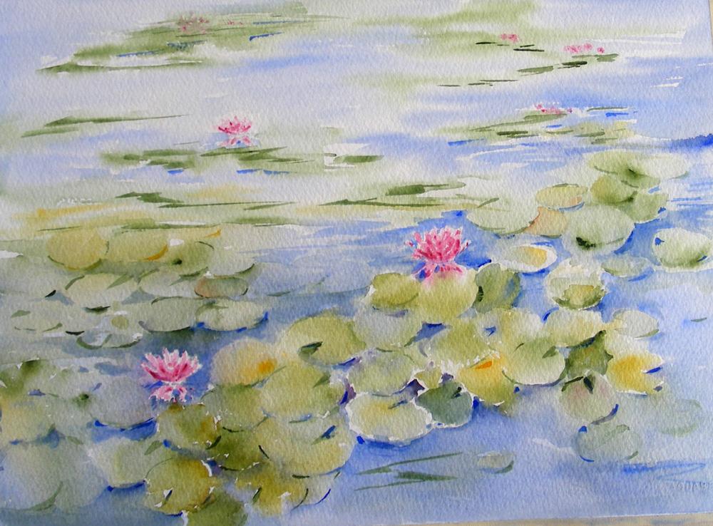 Waterlilies VI 0187