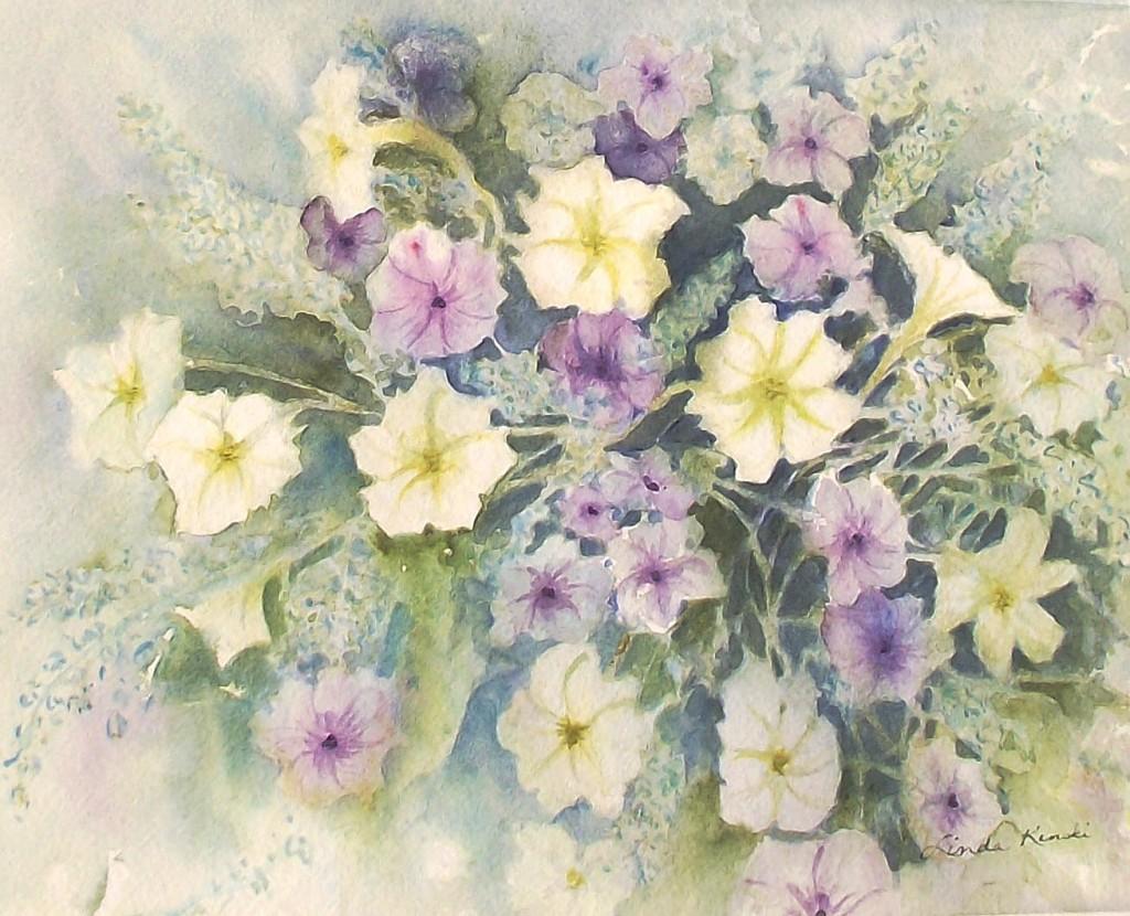 Petunias 0308